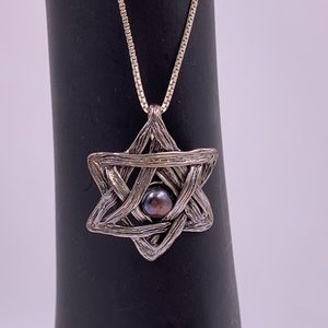Hagit Gorali Cultured pearl necklace